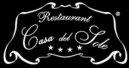 Restaurant Casa del Sole Retina Logo