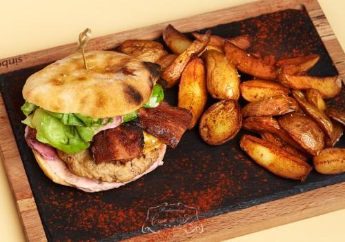 Hamburger taranesc