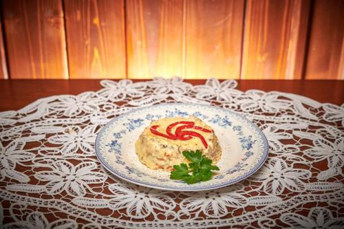 Salata boeuf 0.8 kg livram acasa ori la birou in Timisoara