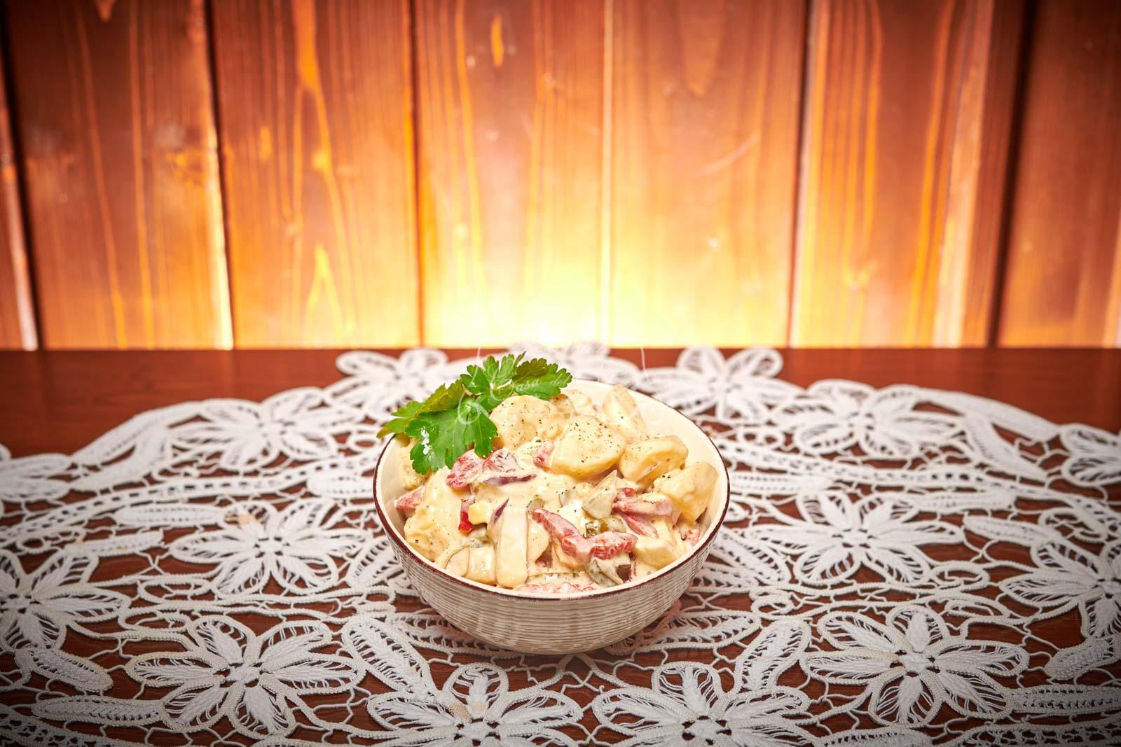 Salata orientala 0.8 kg livram acasa ori la birou in Timisoara