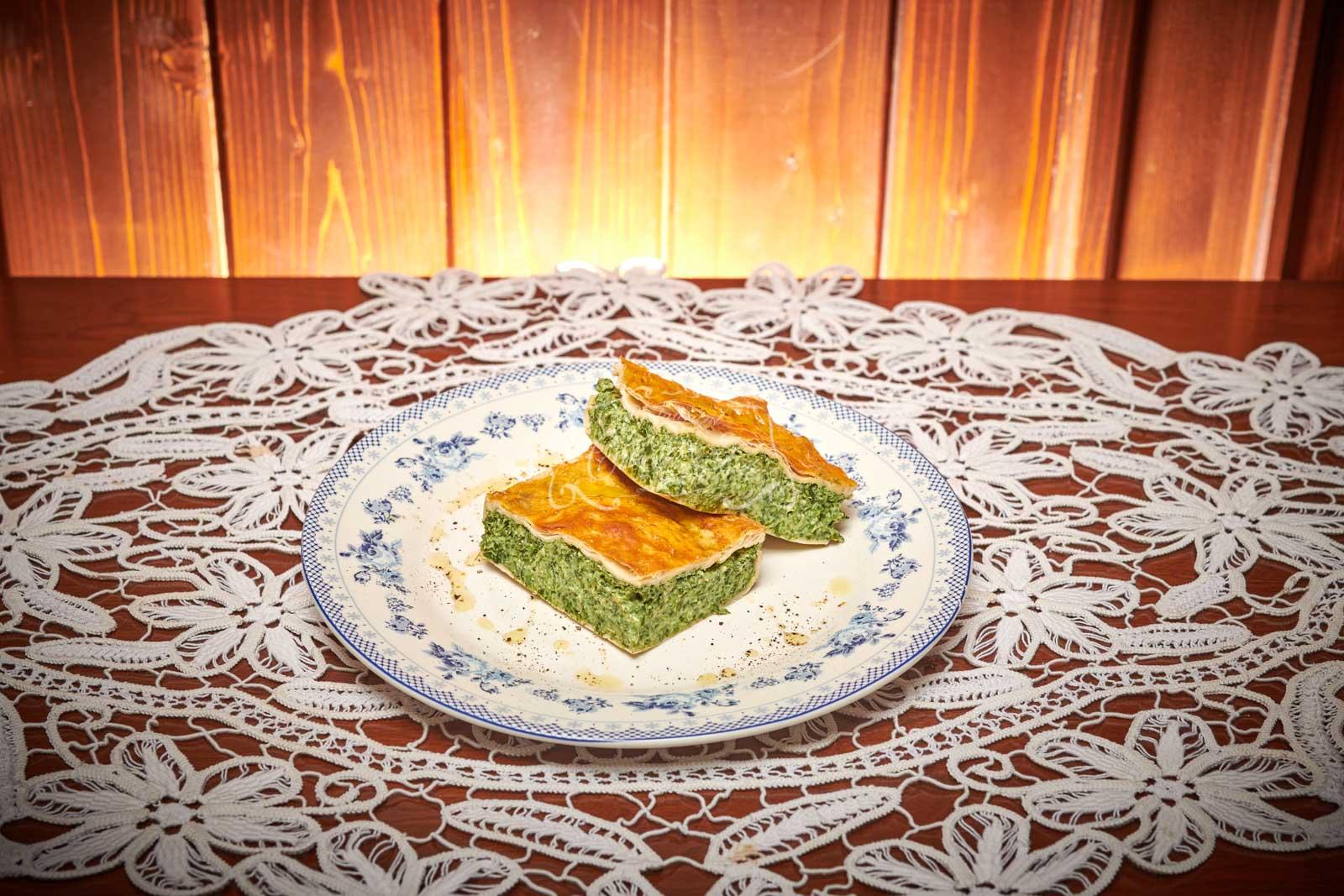 Tarta cu spanac 0.8 kg livram acasa ori la birou in Timisoara
