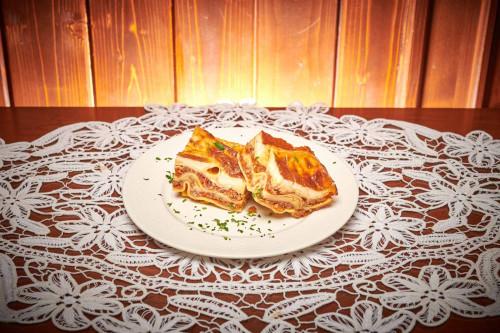 Lasagna 1 kg livram acasa ori la birou in Timisoara