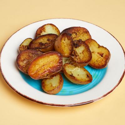 Cartofi fripti in untura 0.6 kg livram acasa ori la birou in Timisoara