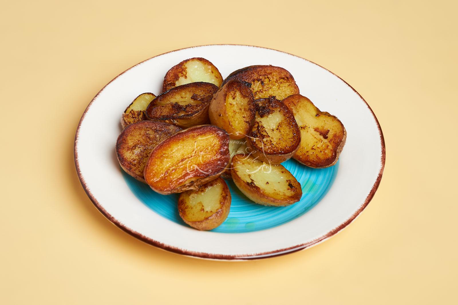 Cartofi noi fripti in untura de rata 0.6 kg livram acasa ori la birou in Timisoara
