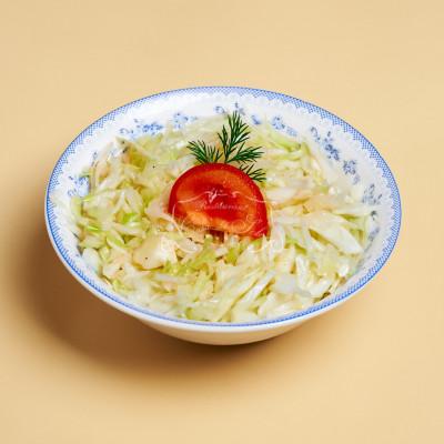 Salata de varza preparata in casa 0.6 kg livram acasa ori la birou in Timisoara