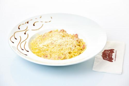 Spaghete carbonara 1.4 kg livram acasa ori la birou in Timisoara